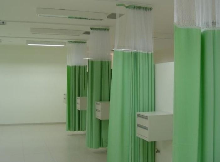 Gorden Anti Darah & Anti Bakteri Rumah Sakit - Ana Interior
